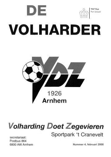 Volharder nr. 4 - VDZ
