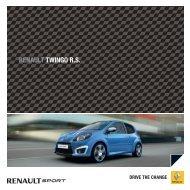RENAULT TwiNgo R.s. - Autohaus Willy Mueller GmbH Leverkusen