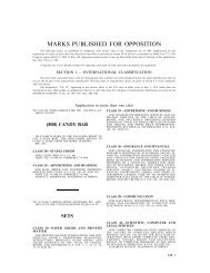 27 April 2004 - U.S. Patent and Trademark Office