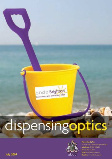 Dispensing Optics - ABDO