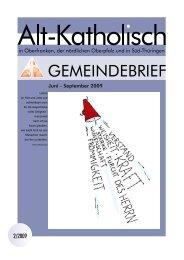 Geburtstage - Verstorben - Beitritt - Alt-Katholische Gemeinde in ...