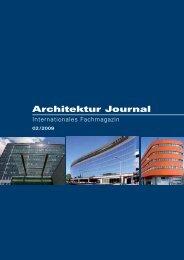 Architektur Journal