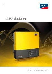 Sunny ISland 5048 - SMA Solar Technology AG