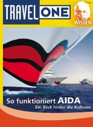 AIDA Cruises - Travel-One