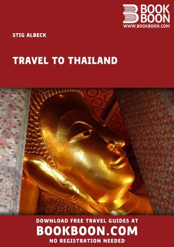 Travel to Thailand - Thailand-Hus