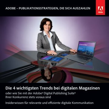 Die 4 wichtigsten Trends bei digitalen Magazinen - Adobe Digital ...