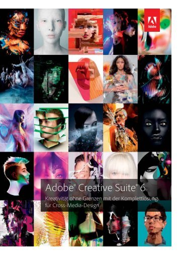 Adobe® Creative Suite® 6 Design Standard - Topix AG
