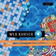 Kurser inden for web - Prosa