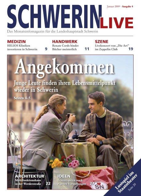 Frauen aus Schwerin (MV, Landeshauptstadt)