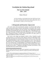 2 Geschichte der Sektion Bayerland, 110 S. - Fritz-Pflaum-Hütte
