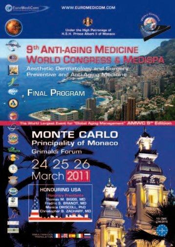 Afternoon / Après-midi - Medical Service, SA