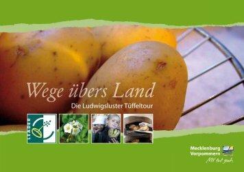 Die Ludwigsluster Tüffeltour - Biosphärenreservat Flusslandschaft ...