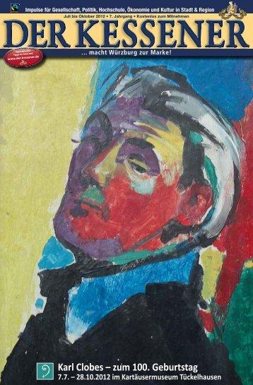 Fine ARTS vom 5. - Der Kessener
