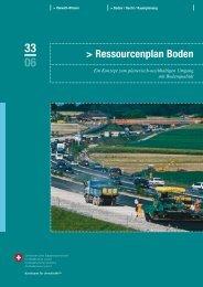 """""""Ressourcenplan Boden"""" (Hepperle und"""