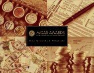 view 2012 winners pdf - Midas Awards