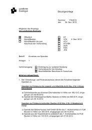 175/2012 - Landkreis Esslingen