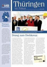 Drang zum Drehkreuz im Fokus - Landesentwicklungsgesellschaft ...