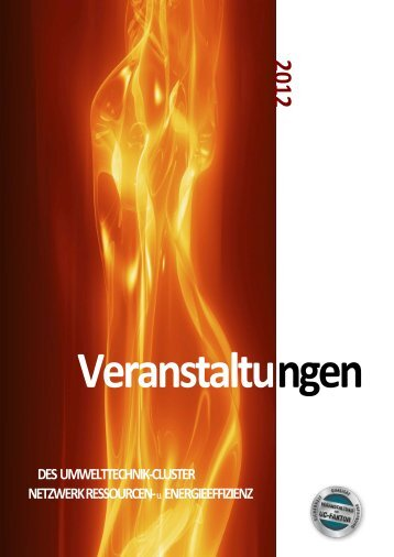 Forum Energieeffizienz Präsenz im Fokus - Netzwerk Ressourcen ...