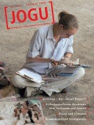 JOGU_203_copy:00 JOGU 192 5.0 neu - Institut für Ägyptologie und ...