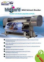 Blizzard 65/90 Leistung - FLS Bildsysteme Vertriebs GmbH