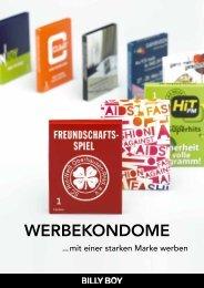 Download Infobroschüre Werbekondome – PDF - billy boy