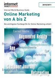 Online Marketing von A bis Z - Internet World Business