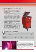 HOFMANN Wärmetechnik Schweißpulvertrockner Elektrodentrockner - Seite 2