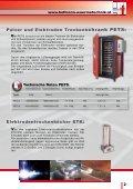 HOFMANN Wärmetechnik Schweißpulvertrockner Elektrodentrockner - Seite 3