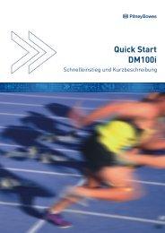 Quick Start DM100i - stoffeloffice.ch Basel