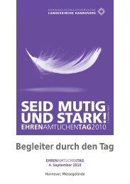 Begleiter durch den Tag - Evangelisch in Niedersachsen - der ...