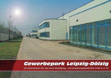 Gewerbepark Leipzig-Dölzig - Jost   Hurler