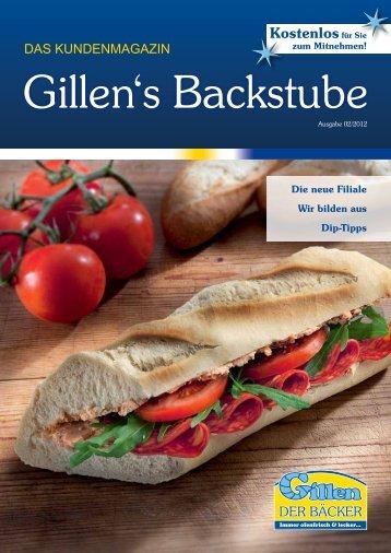 s Backstube - Bäckerei Gillen