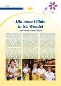 s Backstube - Bäckerei Gillen - Seite 4
