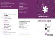 Zukunft Energie Bildung - Architektenkammergruppe Heidenheim