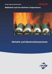 thermisol - fuchs europe schmierstoffe gmbh