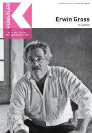 Erwin Gross G - Zeit Kunstverlag