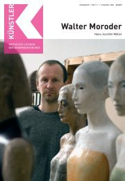 Walter Moroder - Zeit Kunstverlag