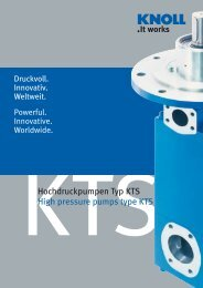 Kennlinien KTS Characteristics KTS - Marketek Industries, Ltd