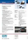 Prospekt - HALE electronic GmbH - Seite 2