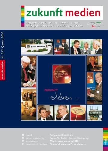 zukunft medien 2-10 - Press & More GmbH
