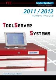 TSS ToolServer SySTemS - Wachter Lagertechnik