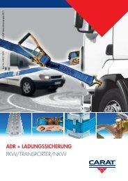 ADR + lADungssicheRung PKW/TRANSPORTER/NKW
