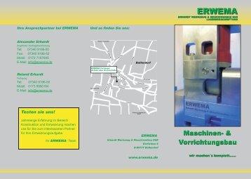 Maschinen- & Vorrichtungsbau