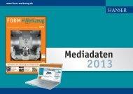 Reichweite in Ihrer Zielgruppe - Carl Hanser Verlag