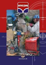 HYCON Hydraulische Kraftstation HPP09 - HYCON Hydraulic Tools