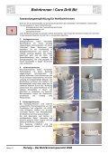 Bohrkronen / Core Drill Bit 1 - Herwig Bohrtechnik Schmalkalden ... - Seite 4