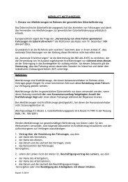 Merkblatt Einsatz von Mietfahrzeugen im Rahmen der gewerblichen