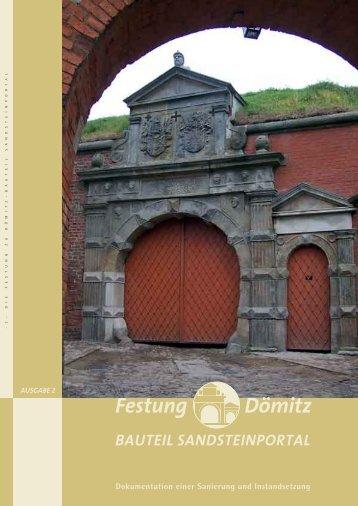 Festung Dömitz - GKU Standortentwicklung GmbH