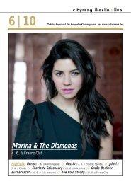 Marina & The Diamonds - Kulturnews