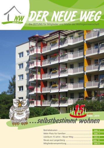 JuBiläum 15 JAhre – Der neue Weg - Linienverkehr Weimar ...